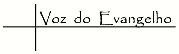 Logomarca - Voz do Evangelho - Fundo Bra