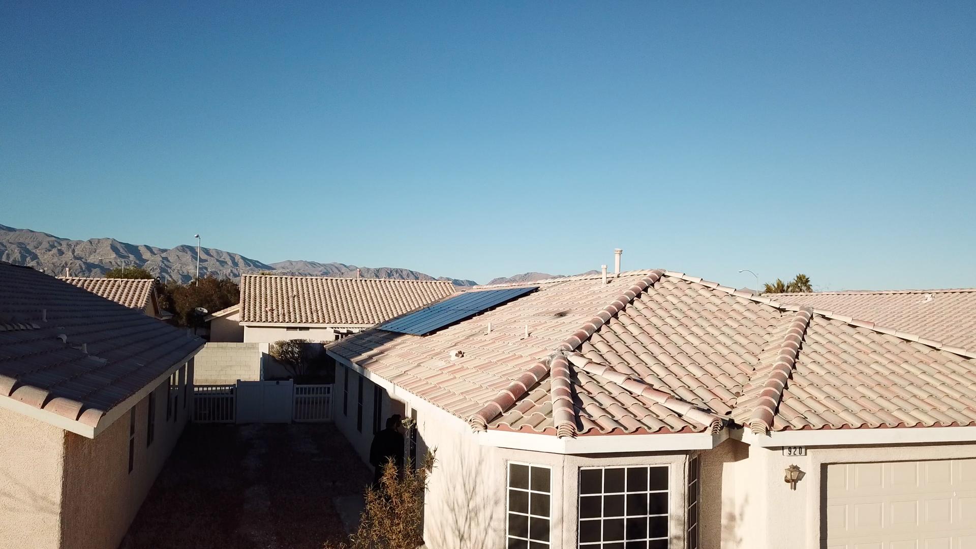 Solar Installation in Las Vegas, NV by GST Nevada