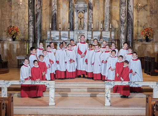 The Boys' Choir of Saint Paul's | Harvard Square Embarks on European Tour