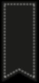 Noir Forked Ruban