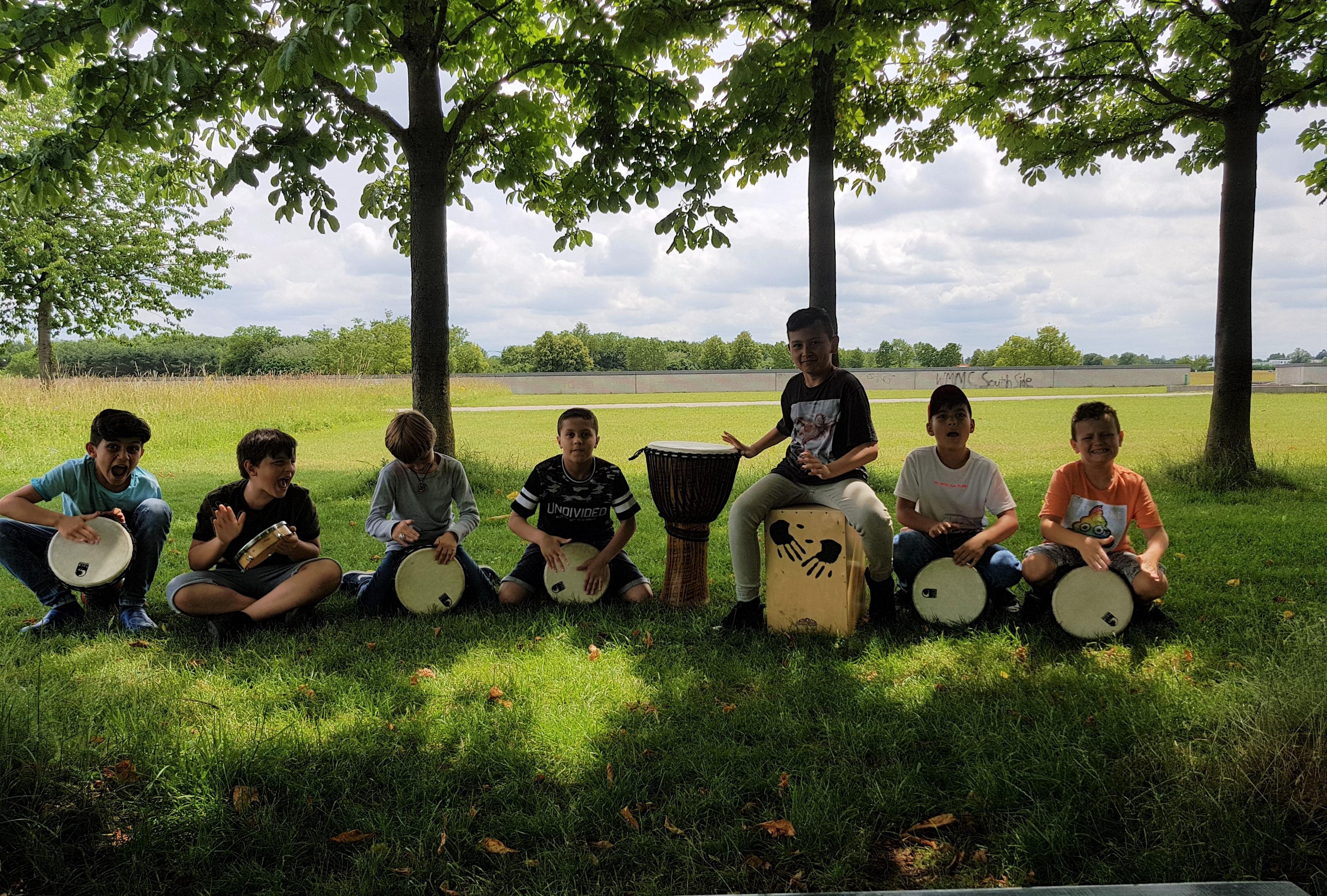 Ferienprojekte / Percussion Camps