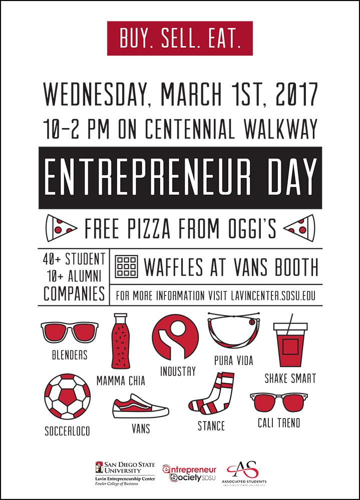 SDSU Entrepreneur Day