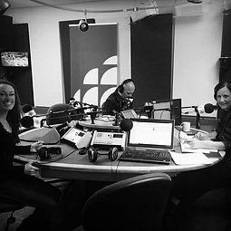 La Boîte à Grimpe, escalade Saguenay - Médias - Radio-Canada