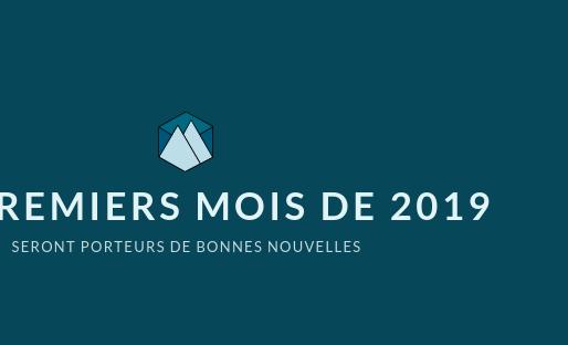 Bonheur et grimpe en 2019!