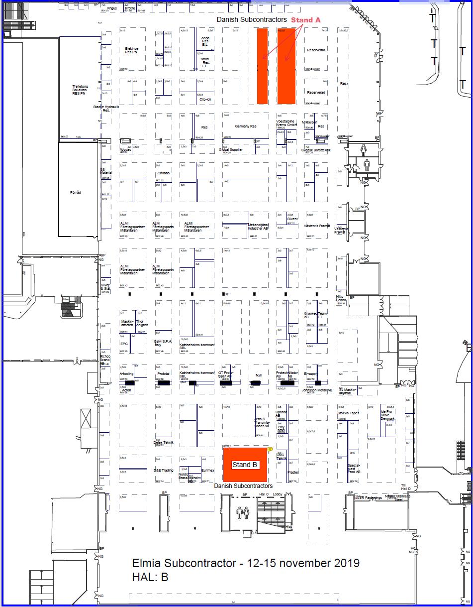 Halplan Elmia 2019