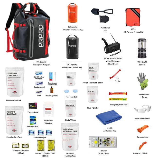 PRPRD2GO Essentials
