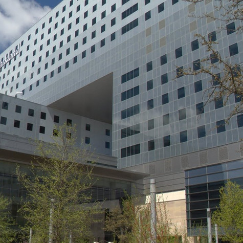 New Parkland Hospital, Dallas, TX
