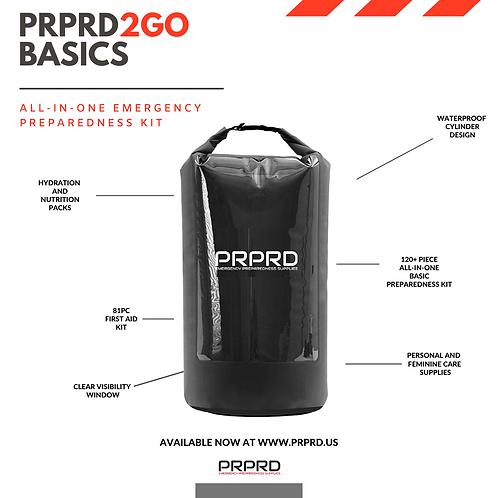 PRPRD2Go Basics Kit