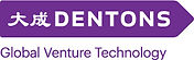 Dentons New Logo- Global-VTG Logo Stacke