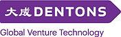 Dentons New Logo- Global-VTG Logo Stacke