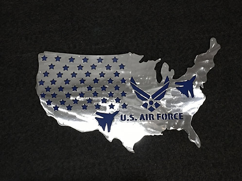 United States Air Force Double Layered Conus