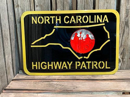 North Carolina Highway Patrol Patch