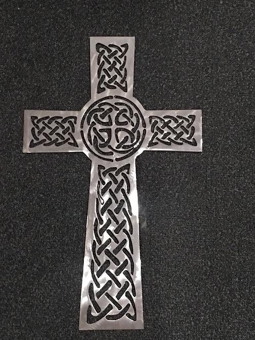 Knot-Work Celtic Cross