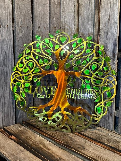 Tree of Life - Love Endures All Things