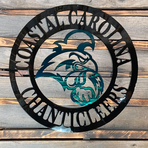 Coastal Carolina Chanticleers - Chauncey