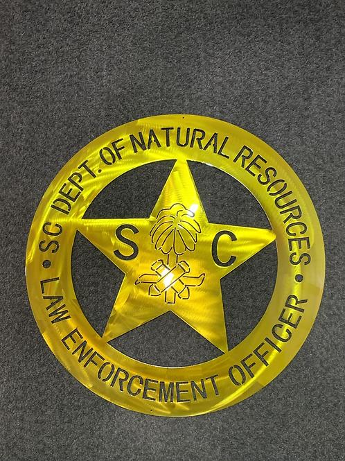 DNR - SC Dept. Of Natural Resources Badge