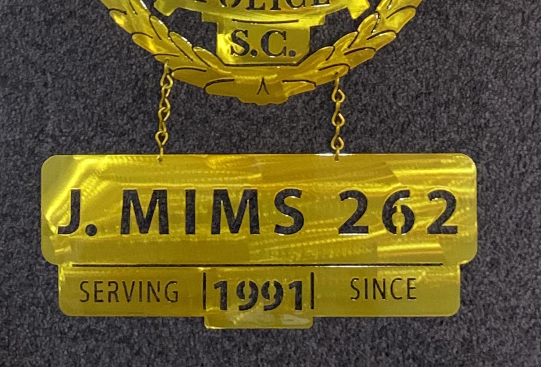Thumbnail: Service Name Plate