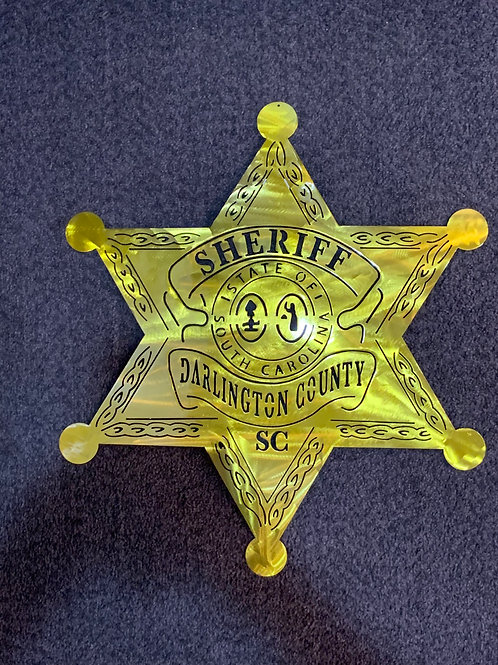 Darlington County Sheriff's Office Badge