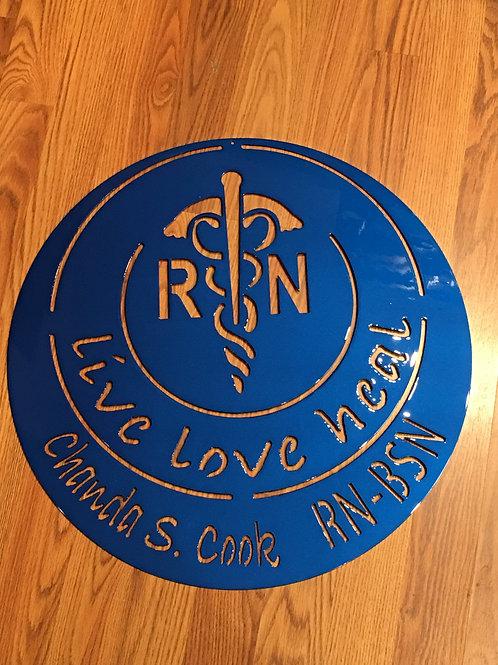 RN, Live, Love, Heal