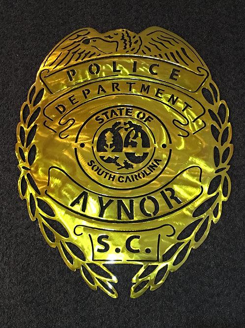 Aynor Police Badge