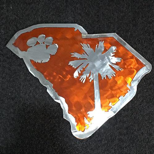 SC Clemson Orange