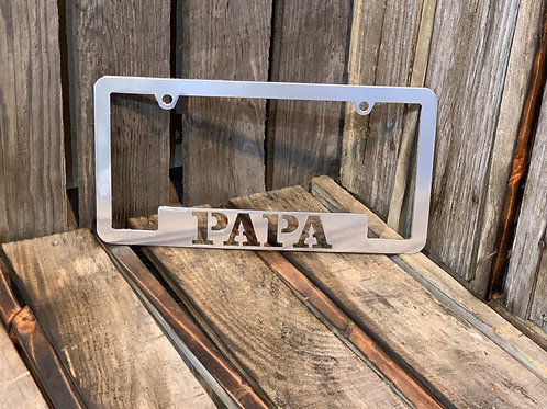 PAPA Tag Cover