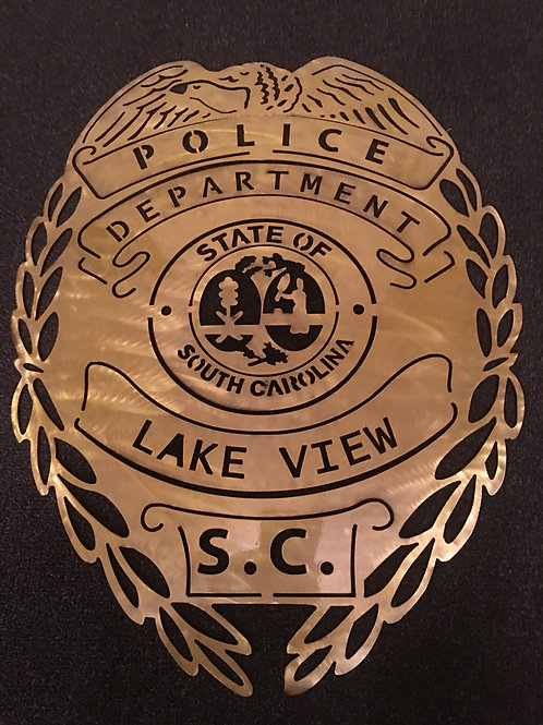 Lake View Police Department