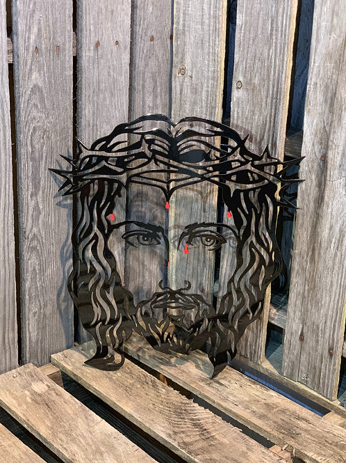 Jesus with Thorns