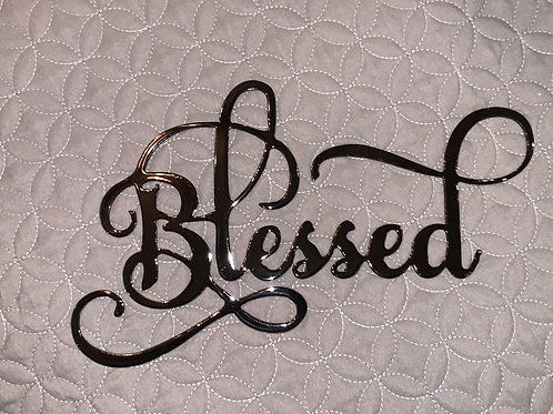 Blessed (word)