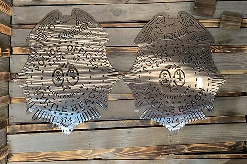 Myrtle Beach Police Badge