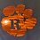 Thumbnail: Tiger Paw with Initial