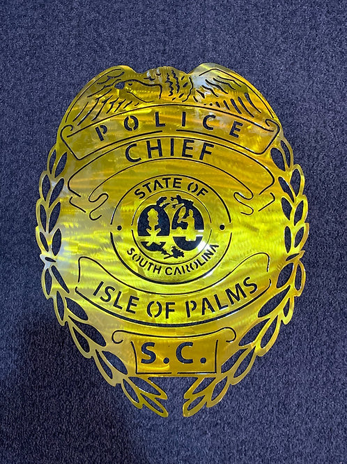 Isle of Palm Badge