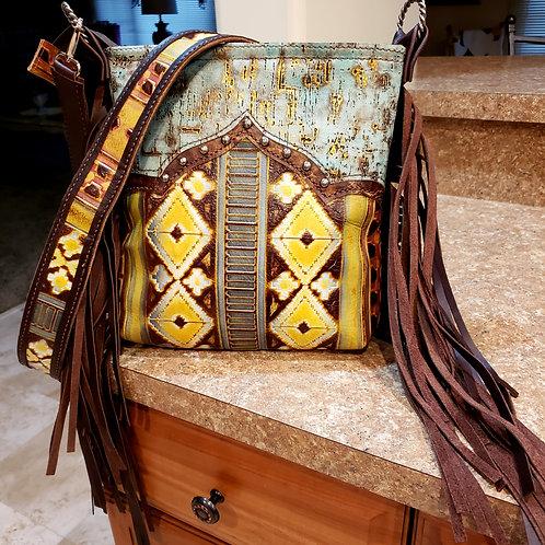 Arizona Sunrise Crossbody Bag