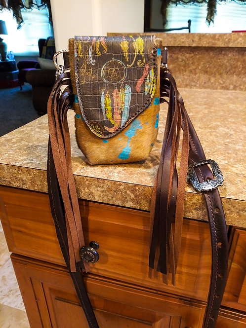 Dreamcatcher Stadium Approved Crossbody Bag