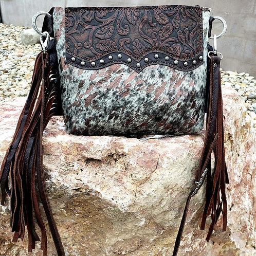 Chocolate Desert Style crossbody bag