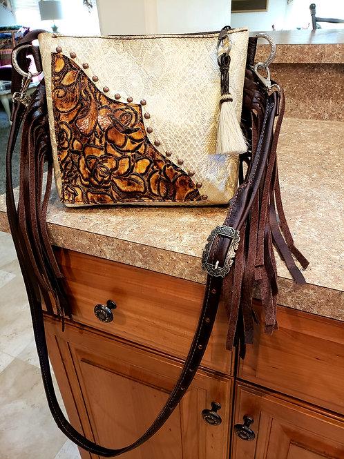 Savannah  Roses Desert Style Crossbody Bag