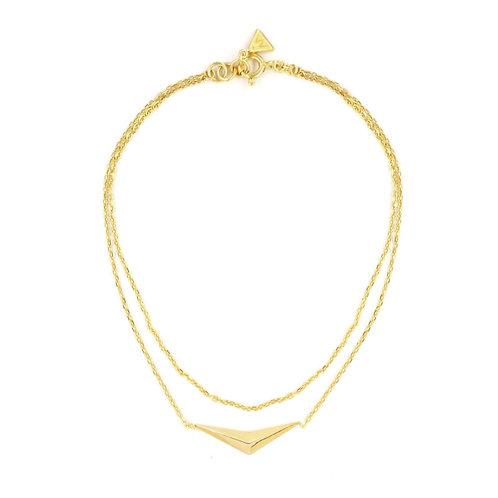 Jasmine Bracelet - Gold