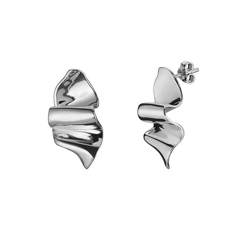 Kindness Earrings - Silver