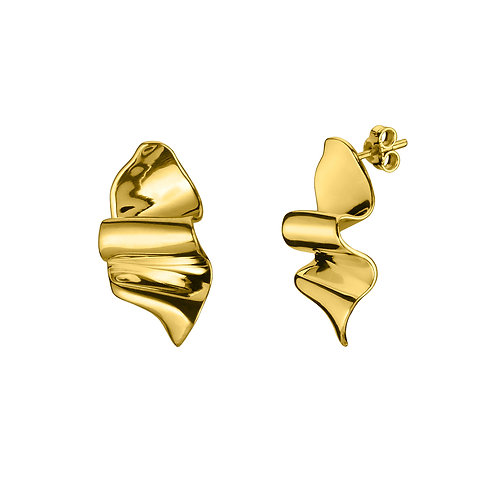 Kindness Earrings - Gold