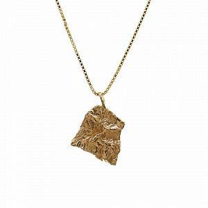 Asymmetric Gold Medallion