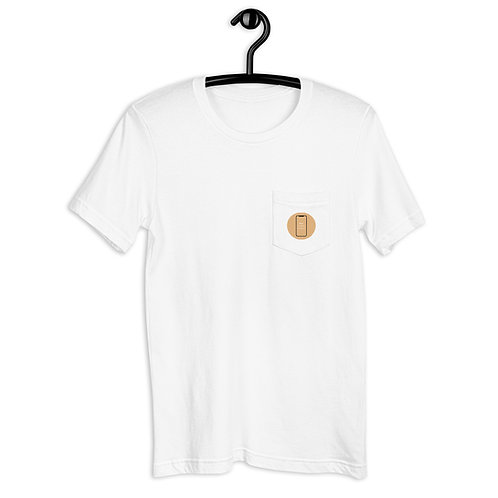 Show Your Support for Piper Creative Company - Unisex Pocket T-Shirt