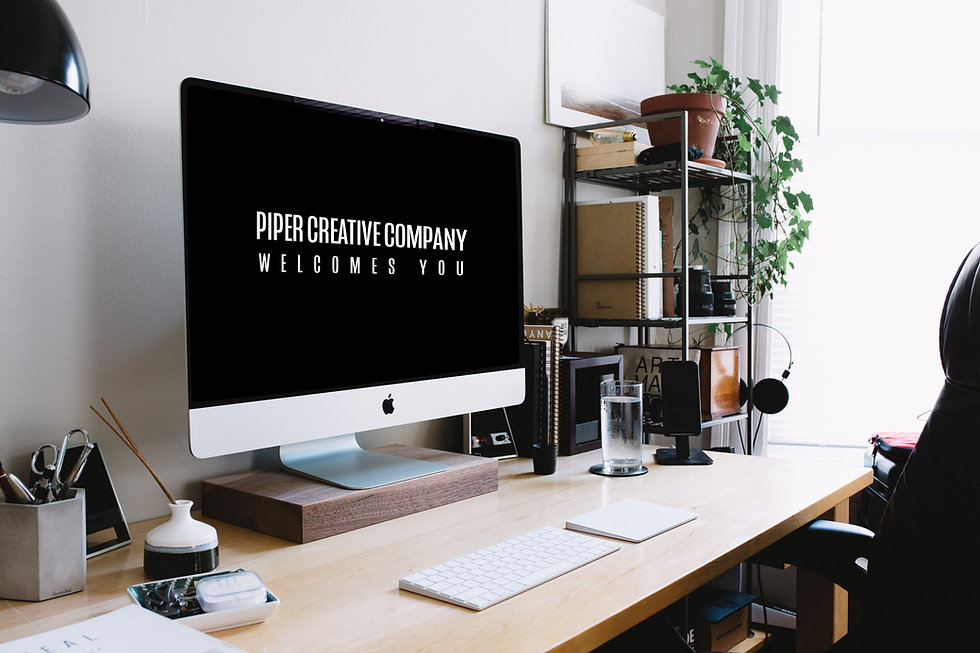 mongoose.Piper Creative Company website