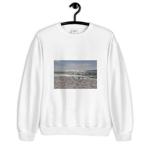 Unisex Sweatshirt - Beach Photograph
