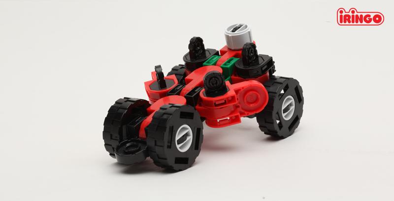 Mini sports car