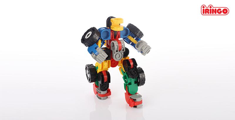 Transformer Z Robot