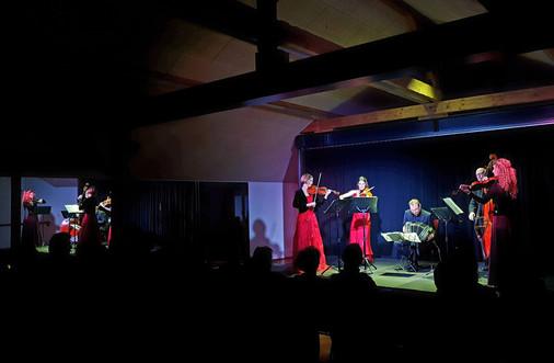 Konzert 15. Dezember 2018, ZeughausKultur Brig-Glis