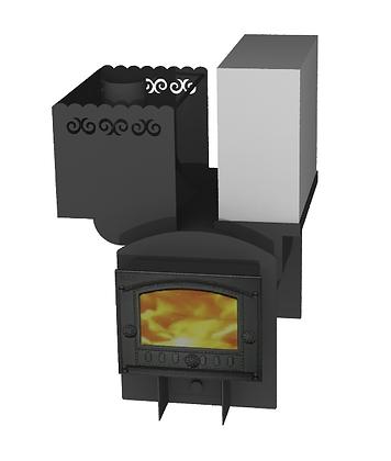 Банная печь Борисыч-2.2