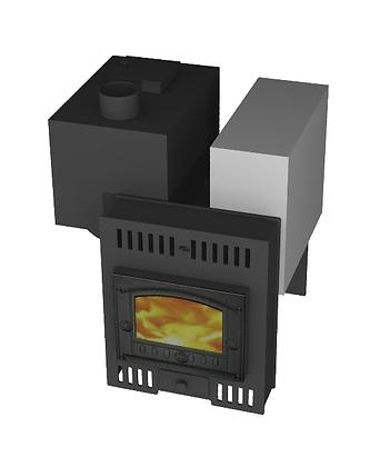 Банная печь Борисыч-1.3.1