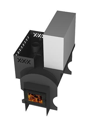 Банная печь Степаныч-2.2