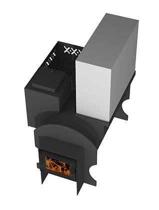 Банная печь Степаныч-2.2.2